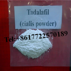 Sex Drug Tadalafil for Men Sexual Function 171596-29-5 pictures & photos