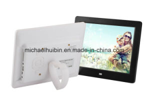 New Design 8inch TFT LED Promotion Advertising Video/Audio Player (HB-DPF806)