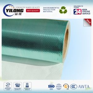 Anttic Thermal Reflective PE Woven Laminated Aluminum Foil