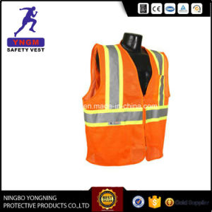 Wholesale High Quality Custom Logo Reflective Safety Vest with En20471 pictures & photos