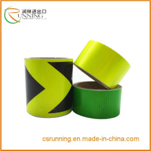 Retro Reflective Tape for Traffic Safety Facilities