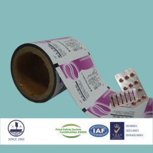 ISO Certified Laminated Film for Pharmaceutical Packaging Alloy 1235-O