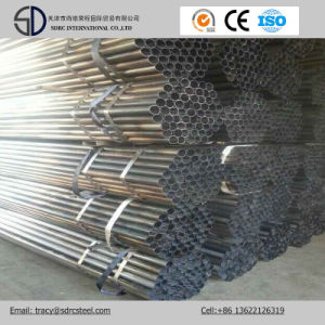 S235jr Carbon Round Black Annealed Steel Pipe pictures & photos
