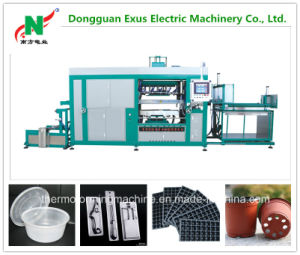 Hi-Speed Automatic Plastic Blister Vacuum Forming Machine From Manufacturer