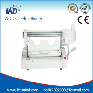 New Perfect Glue Binding Machine Gluing Machine (JB-2) pictures & photos