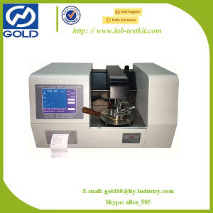 Automatic Pensky-Martens Closed Cup Flash Point Testing Instrument (GD-261D) pictures & photos