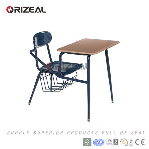 Good Quality School Desk Chair. Combo Modern Single School Desk And Chair