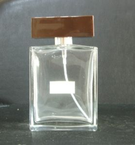 Hot Selling Clear Glass Perfume Bottles 100 Ml pictures & photos