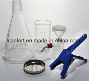 Lab Glassware Apparatus, Sand Core Filtering Apparatus/Filter Unit pictures & photos