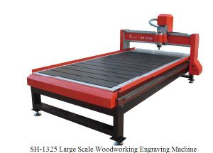 CNC Woodworking Engraving Machine (Want Agent)
