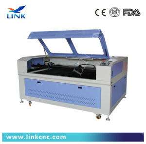 High Precision 2 Heads CNC Laser Engraving Machine