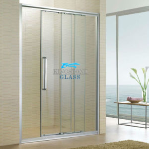 6-12mm Tempered Glass Shower Wall