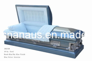 American Style 18 Ga Steel Casket  (1852156) pictures & photos