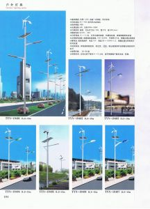 CE Certified Wind-Solar Light-P1