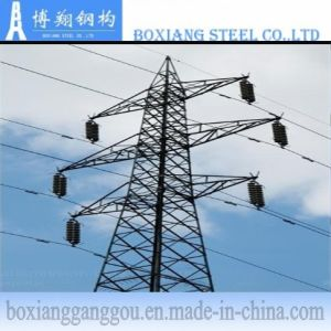 Suspension Straight Towers for Power Transmission and Distribution