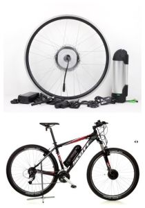 Water Bottle Battery Bicycle Conversion Kits (JB-FV700-T) pictures & photos