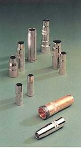 Conical/Cylindrical/Tapered Gas Nozzle for MIG Welding Torch pictures & photos