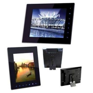 8 Inch Touch Button Digital Photo Frame (DPF-8601)