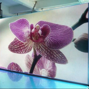 Indoor P6 LED Wall pictures & photos