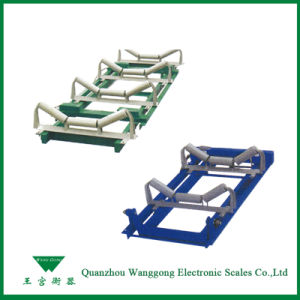 Conveyor Weighing Scales with Conveyor Belt Speed Sensor pictures & photos
