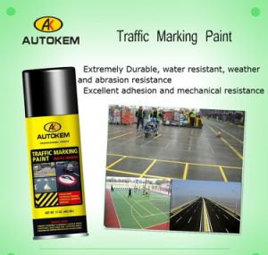 Permanent Line Marking Paint, Traffic Grade, Long Lasting Line Marking Paint, Epoxpy Road Marking Paint pictures & photos