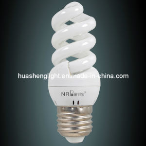 Competitive CE Approved 9mm Full Spiral Energy Saving Lamp