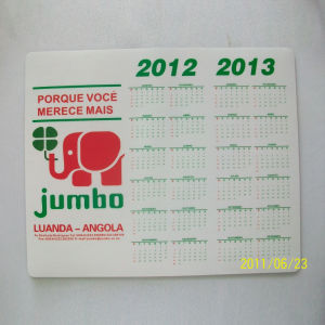 Calendar Mouse Pad for Cheap Promotional Gift (F-X-0168) pictures & photos