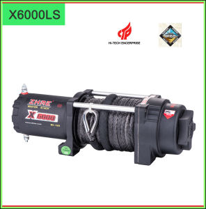 6000lbs Ce Cetificated Waterproof ATV Winch pictures & photos