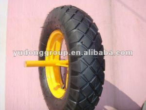 16 Inch Pneuamtic Wheel Barrow Tyre 4.80/4.00-8 pictures & photos