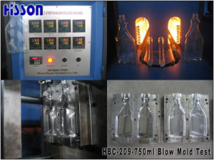750ml Cleanser Bottle Pet Blow Mold pictures & photos