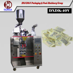 High Speed Automatic Grain Sachet Packing Machine (DXDK-40VI) pictures & photos
