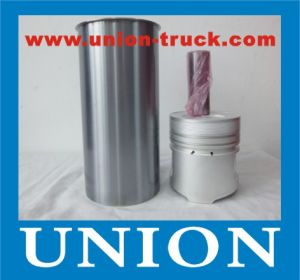 Isuzu Engine Parts 6SD1 6SD1t Piston Liner Kit for Hitachi Excavcator Ex300-5 pictures & photos