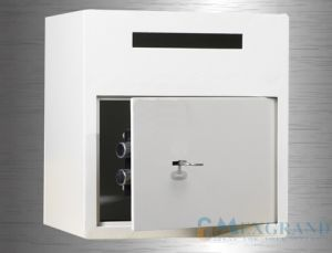 Mechanical Deposit Safe Box for Home and Office (DMG-300) pictures & photos