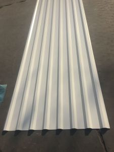 Factory Suppling High Quality Color Coated Galvanized Roofing Sheet