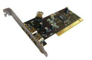 PCI Wirefire Card