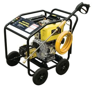 250 Bar /3600 Psi Electric Start Diesel High Pressure Cleaner (Tpw250b) pictures & photos