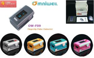 Finger Pulse Oximeter and Fingertip Oximeter (OW-F09) pictures & photos