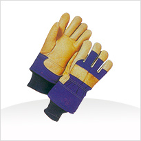 Leather Working Gloves (winter)