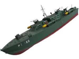 China PT109 Patrol Torpedo Boat (1300GP260) - China RC boats