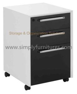 China Mobile 3 Drawer File Storage Cabinet China File Cabinet