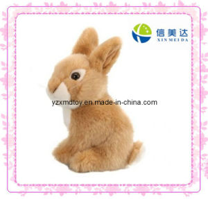 2015 New Pattern Rabbit Plush Soft Toy (XMD-0049C) pictures & photos
