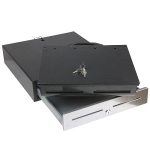 The Outside Cover Is Full Metal Rj11 Cash Drawer pictures & photos