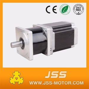 NEMA34 Stepper Motor 4.5n. M with Planetary Gearbox 1: 10 From China Factory pictures & photos
