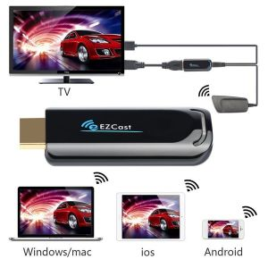 Ezcast 2 4/5g WiFi Display Dongle Receiver HDMI 1080P Airplay Air Mirroring