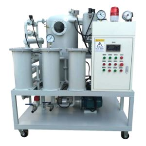 High Vacuum Transformer Oil Filtration Plant for Electrical Insulating Oils pictures & photos