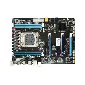 Dual Channe X79 V279 Game LGA2011 ATX Main Board for Server and Desktop