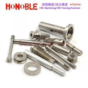 CNC Turning/Milling/Machining, Spare/Automobile Part by Stainless Steel