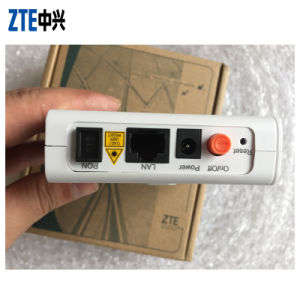 China New English Version FTTH Ftto Gpon ONU with One Ge Ethernet ...