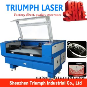 Metal Portable China Machine Co2 Sheet Sale Used Engraving - Laser Paper Template Machine Cutting For tr-1390