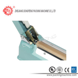 Table Top Plastic Bag Manual Hand Sealer (PFS-200I) pictures & photos